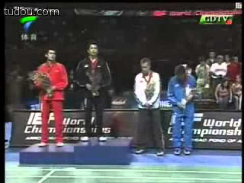 2005 IBF World Championships – Men's Doubles #