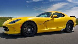 One last ride in the Dodge Viper