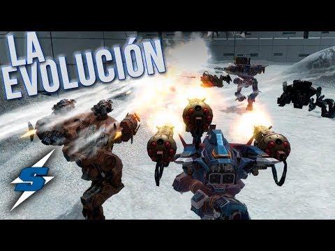 MI EVOLUCIÓN (Mis Scores) | SORILOKO War Robots