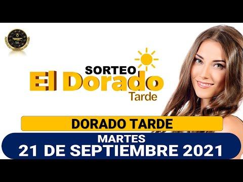 Resultado EL DORADO TARDE del martes 21 de septiembre de 2021