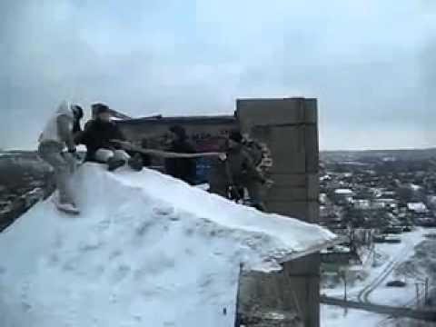 Video: Rusija - Nes tokios pramogos būna tik čia...