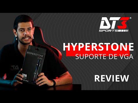 Suporte Para Placa de Vídeo ARGB DT3sports! Conheça o Hyperstone!