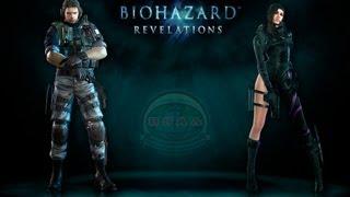 Resident Evil Revelations Demo Демо Прохождение Эпизод 1 В пучину PS3, XBOX360, PC