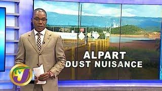 TVJ News: Alpart Dust Nuisance - February 7 2020