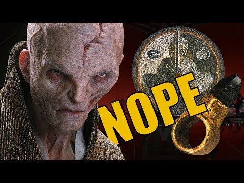 New Snoke Theories BUSTED - The Last Jedi (Spoilers)