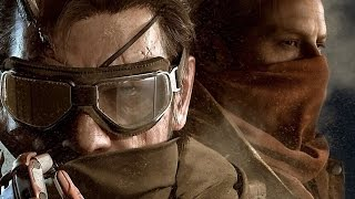 60 FPS Metal Gear Solid 5: The Phantom Pain Mother Base Gameplay Demo - Gamescom 2014