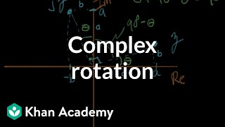 Complex rotation