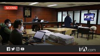 Concluyó la audiencia en contra de Pablo Romero - Teleamazonas