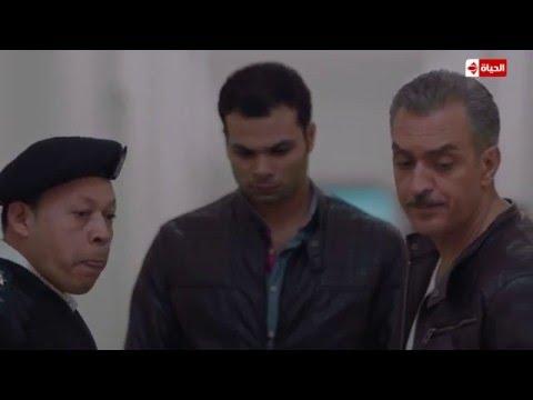 مسلسل شطرنج - المقدم \ خالد الزيني .. ينقذ