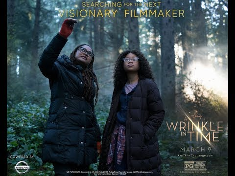 A Wrinkle in Time Contest: Searching for the Next Visionary Filmmaker
