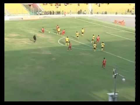VIDEO: Footage proves referee Samuel Sukah was right with penalty call in Hearts-Kotoko clash