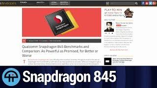 Inside the Qualcomm Snapdragon 845