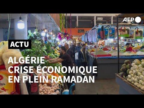 En Algérie, un ramadan sous le signe des pénuries et de l'explosion des prix | AFP