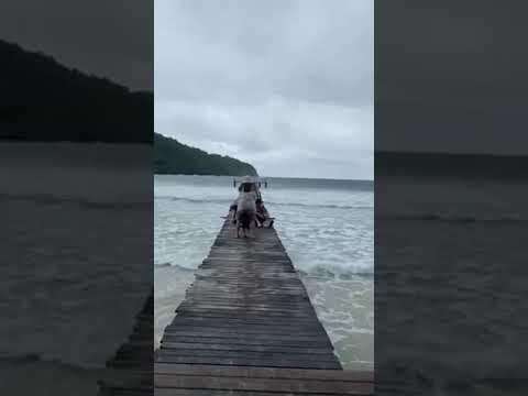 เกาะกูด-ตราด-วันนี้ฝนตกไม่สวยเ