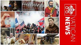 Francisco reza por los venezolanos. Obispos condenan asalto al Congreso. Guardia Suiza - RV 7.1.21
