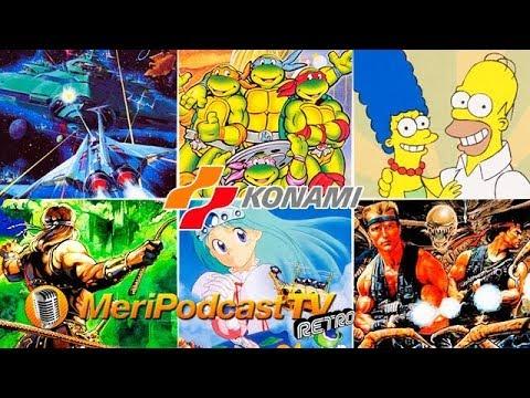 connectYoutube - MeriPodcast Retro 01x05: Konami
