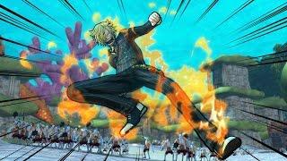 One Piece: Pirate Warriors 3 Jump Festa Trailer