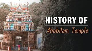 Ahobilam | Narasimha Swamy Temple Histoy | Lord Vishnu Temple | Beautiful Temple In India - BHAKTISONGS