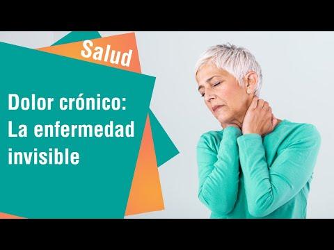 Dolor crónico: La enfermedad invisible   Salud