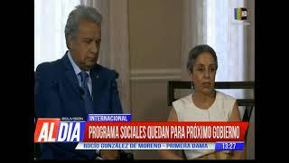 Entrevista al Presidente Lenín Moreno en exclusiva