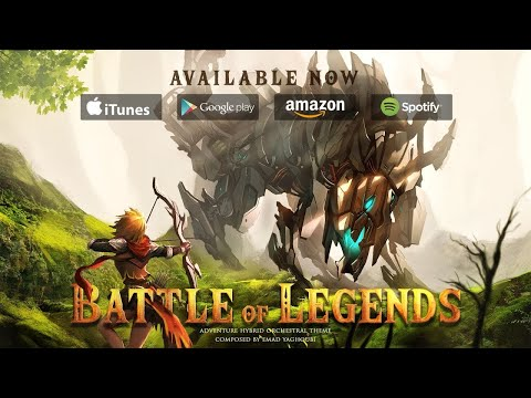 connectYoutube - Epic Music VN - Battle of Legends (2017) - AVAILABLE NOW!
