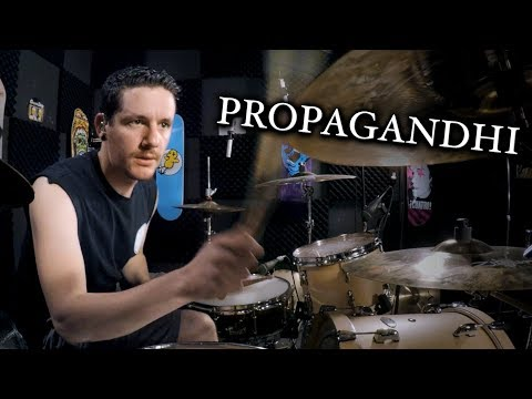 connectYoutube - Propagandhi: A 5 Minute Drum Chronology - Kye Smith [4K]