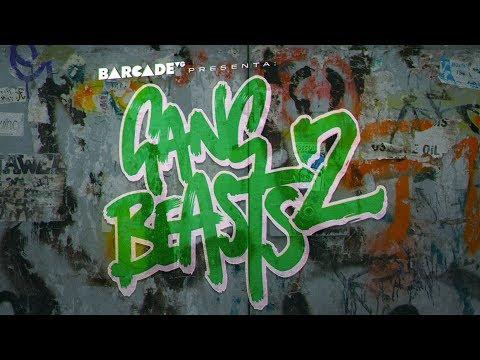 Carcajadas en Gang Beasts 2