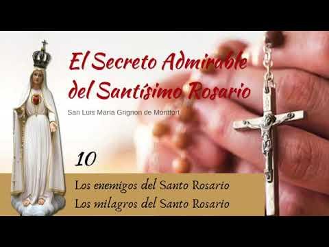 10 Enemigos y milagros del Santo Rosario