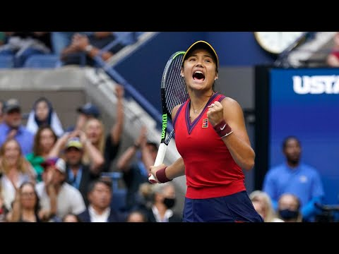 The rise of Brit-Chinese-Romanian teenage tennis star, Emma Raducanu.