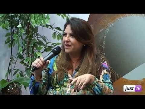 Renata Barcellos -- Harmonize sua casa com Feng Shui - Maria Paiva Entrevista - JustTV - 30/07/13