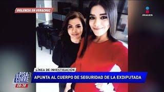 Seguridad de Gladys Merlín podría estar involucrada en su asesinato