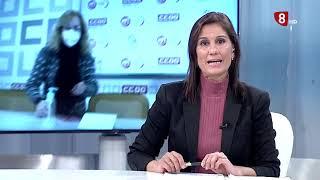 Noticias 8 Valladolid edición de noche jueves 14 de Enero de 2021