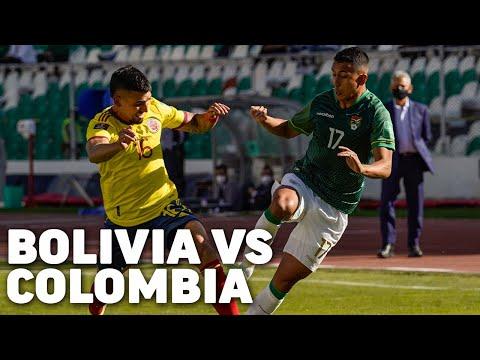 Eliminatorias Sudamericanas fecha 9 | Bolivia 1 - Colombia 1 | Qatar 2022
