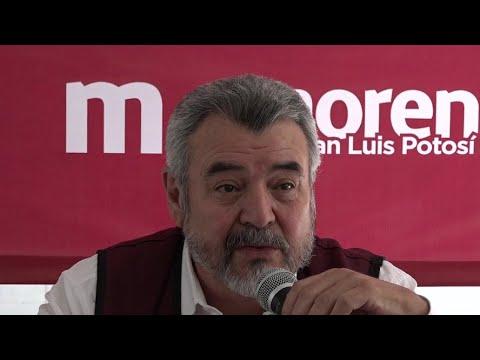 Sergio Serrano se queja por no ser consultado para definir agenda legislativa...