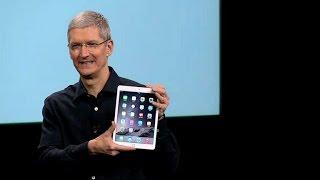 Apple announces iPad Air 2, world's thinnest tablet