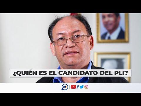 Mauricio Orúe candidato presidencial del PLI
