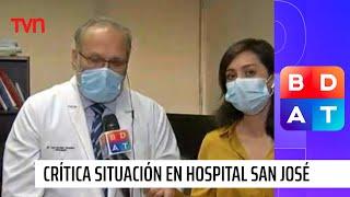 Director de Hospital San José: