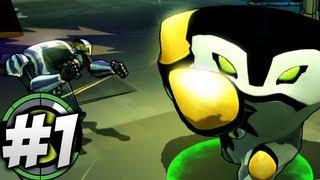 Ben 10: Omniverse Wii/Wii U/PS3/Xbox - Part 1 - Training Time
