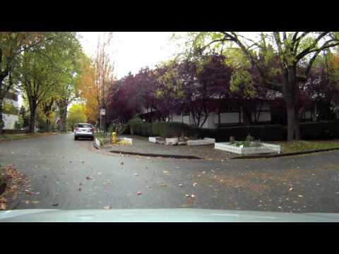 Outono em Vancouver - West End