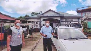 Mizoram pastor ferries Covid suspects for free - IANSINDIA