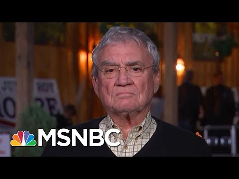 """connectYoutube - Howell Raines On Moore's Appeal: """"Trumpian Buffet Of Prejudices"""" 