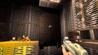 Quake 2 - Walkthrough - Mission 1