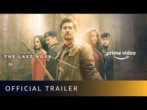 The Last Hour - Official Trailer | Sanjay Kapoor, Shahana Goswami, Raima Sen | Amazon Original