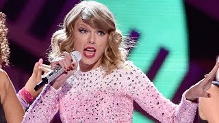 "Taylor Swift's ""Shake It Off"" Performance – iHeartRadio Music Festival 2014"