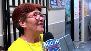 Jose de la Paz Herera #ChealtoUclés ingresado de emergencia al #IHSS