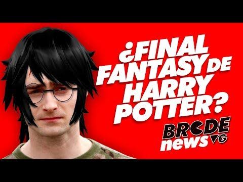 ¿Final Fantasy de HARRY POTTER?