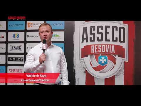 BDS Instal ciągle z Asseco Resovią!