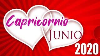 CAPRICORNIO ?? WOOW!! ALGO que DABAS por PERDIDO ???????????? JUNIO 2020 TAROT y Horóscopos