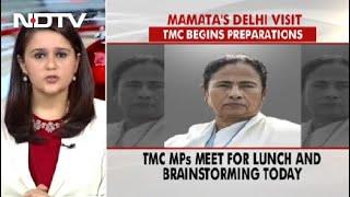 Trinamool Begins Groundwork For Mamata Banerjee's Delhi Visit - NDTV