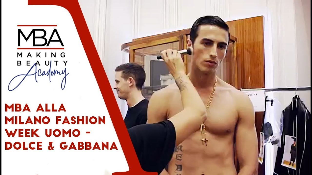 MBA alla Milano Fashion Week Uomo -  DOLCE & GABBANA
